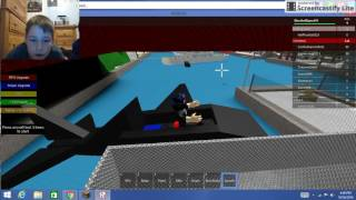 Come on Giggey! | Criminal vs Swat Roblox |