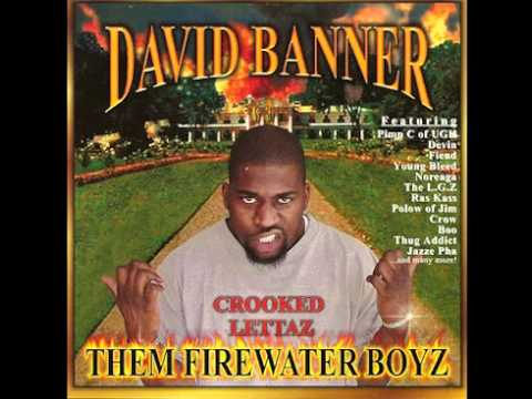 David Banner - Eulogy (Feat. Polow, Bizzar, Fiend, Kamikaze, Bone Crusher, J Da Groova & Bohagon)
