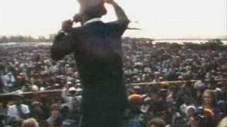 "Sugar Minott "" Rough Ole Life (babylon)"" LIVE Reggae Sunsplash 1983 (Jamaîca)"