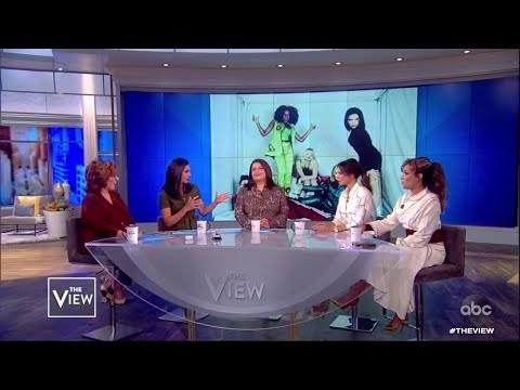 Victoria Beckham on Fashion, New Makeup Line, Spice Girls | The View thumbnail