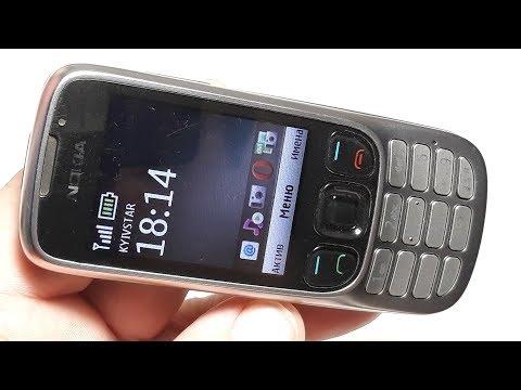 Nokia 6303i ретро телефон из Германии. Тесты. Обзор. Проверка