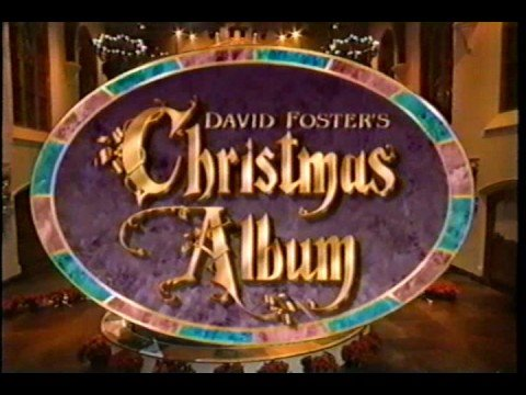 David Foster - CAROL OF THE BELLS (1993 TV Special) - YouTube