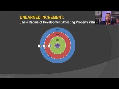 Land Appreciation Video Sept 2020
