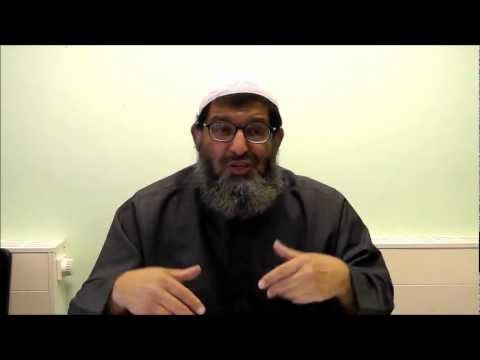 Diseases of the Hearts & it's Cures - Shaykh Dr. Khalid Fikri - PART 3