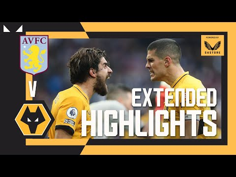AN UNBELIEVABLE LATE COMEBACK! | Aston Villa 2-3 Wolves | Extended Highlights
