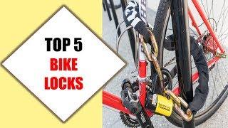 Top 5 Best Bike Locks 2018 | Best Bike Lock Review By Jumpy Express