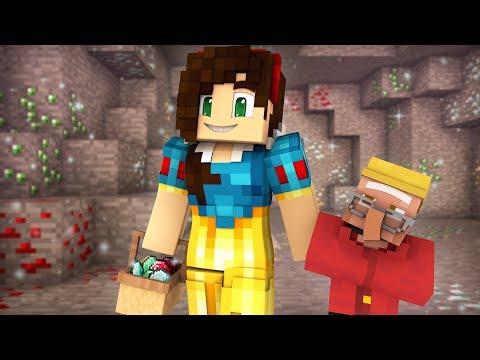Snow White In Minecraft! - StacyPlays