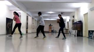 Moda Moda - Arun Vibrato Choreography