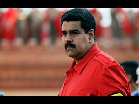 """Nicolás Maduro llama a Leopoldo López """"fascista"""" -- Exclusivo Online"""