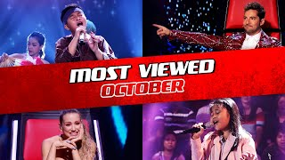 TOP 10 | The Voice Kids: TRENDING IN OCTOBER '19