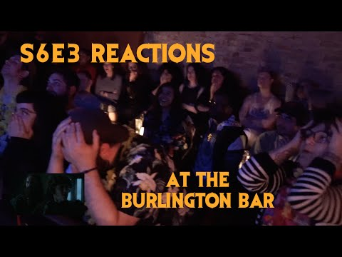 GAME OF THRONES S6E03 Reactions to Tower of Joy & Rickon at Burlington Bar