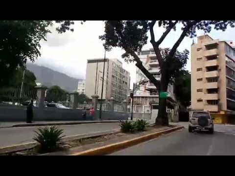 En La Florida, Caracas, los comercios cumplieron con Paro Cívico junto a ciudadanía
