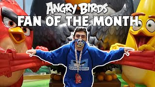 Angry Birds Fan Of The Month | Meet Brandon!