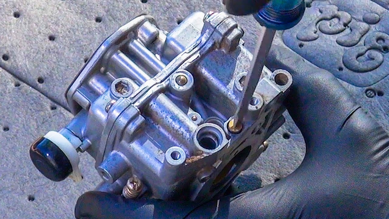 medium resolution of kohler command twin carburetor rebuild ep 04