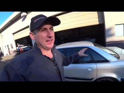 Audi v8 Как снять потолок ? И каким материалом его перетянуть ?