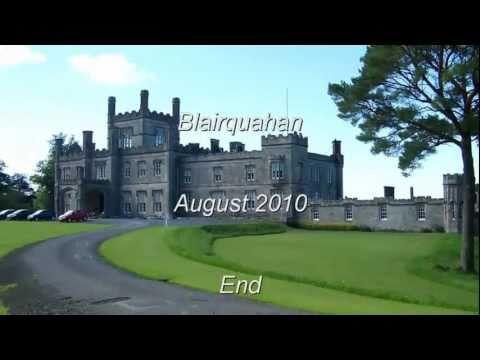 Blairquhan Castle.