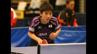 Throwback | Tomokazu Harimoto [11 Years Old] vs Jens Lundqvist