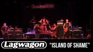"""LAGWAGON - """"Island of shame"""" live@Melkweg"""