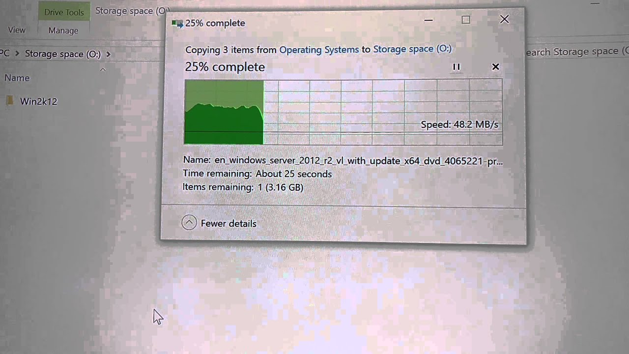 Incredibly slow file transfer - Windows 10 Forums