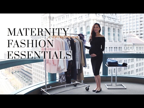 Download Youtube: Maternity Fashion Essentials For Entire Pregnancy | LookMazing