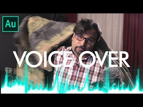 How to do Voice Over Edit in Adobe Audition - Urdu / Hindi thumbnail