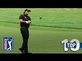 Phil Mickelson's top-10 great escapes on the PGA TOUR