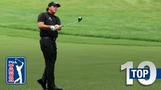 Repeat youtube video Phil Mickelson's top-10 great escapes on the PGA TOUR