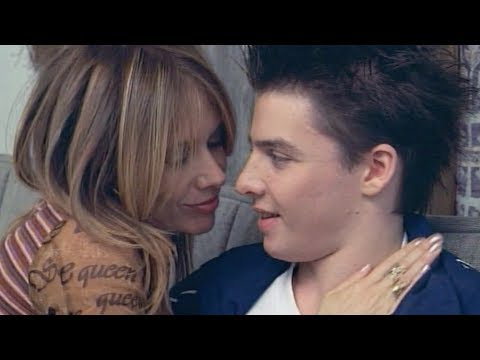 Steven Geller and Rosanna Arquette in Dead Cool Movie