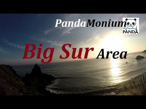 Rv Living Vlog: P.C.H. Big Sur Area Narrow Scary Roads But Beautiful Views