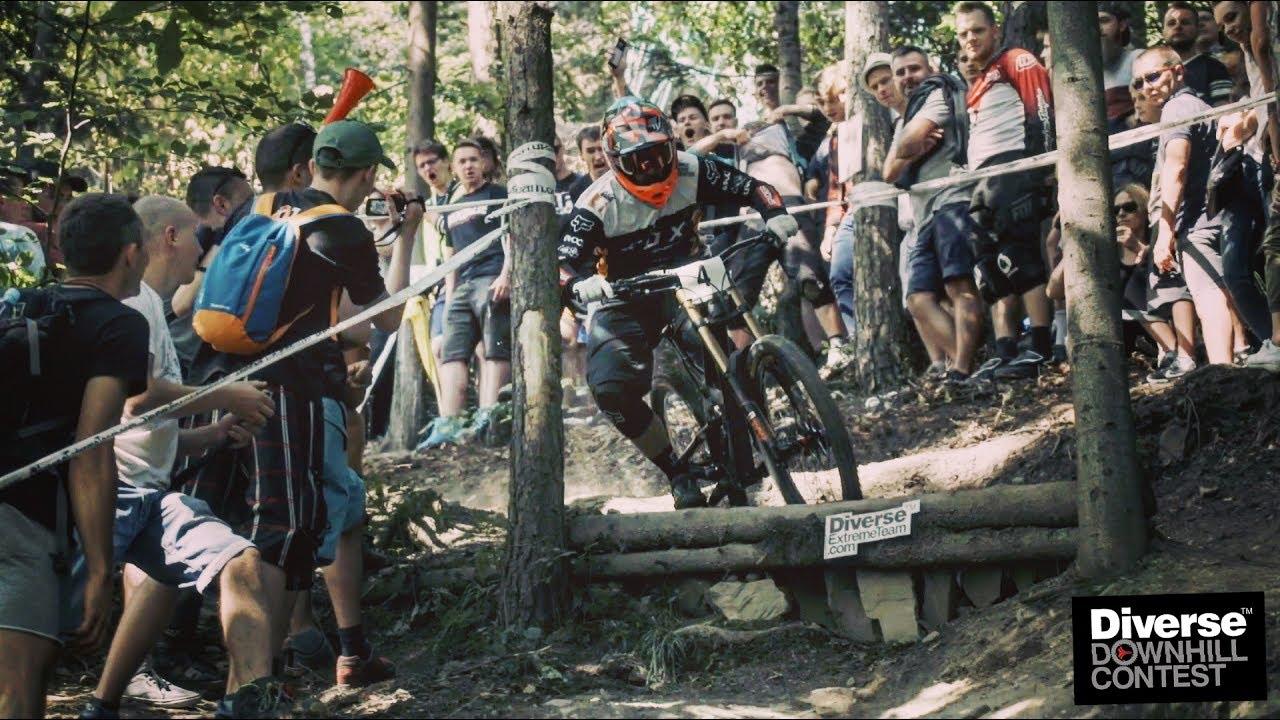 Mistrzostwa Polski DH 2017 - Diverse Downhill Contest / Międzybrodzie Żywieckie