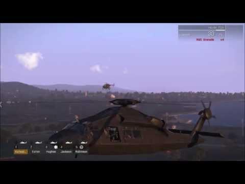 ARMA3 Operation Thunder with Navy SEALs Mod 2015 09 23 1KIA