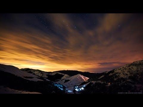 合歡山雲海星空雪景 縮時攝影 BEAUTIFUL TIME LAPSE TAIWAN BY louisch 陳志通