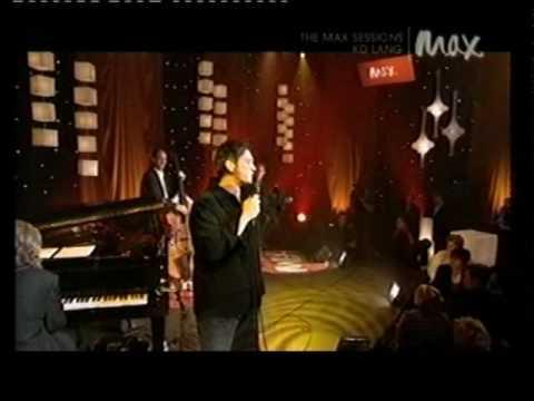 KD Lang Sings 'Hallelujah' @  The Max Sessions 2005