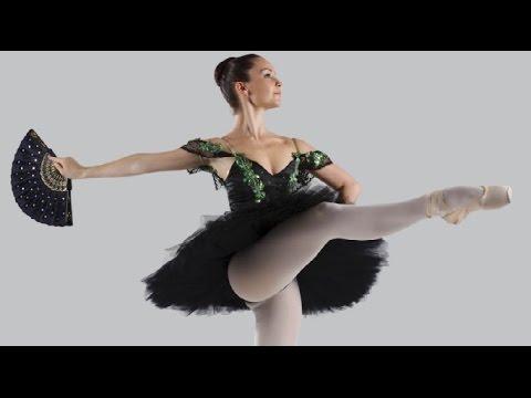 front attitude devant ballet dance flexibility strength