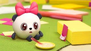 Малышарики – Худышка – Серия 205 – Обучающие мультфильмы для малышей