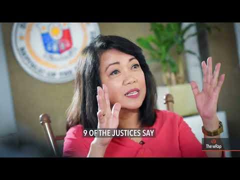 Supreme Court ousts Chief Justice Sereno