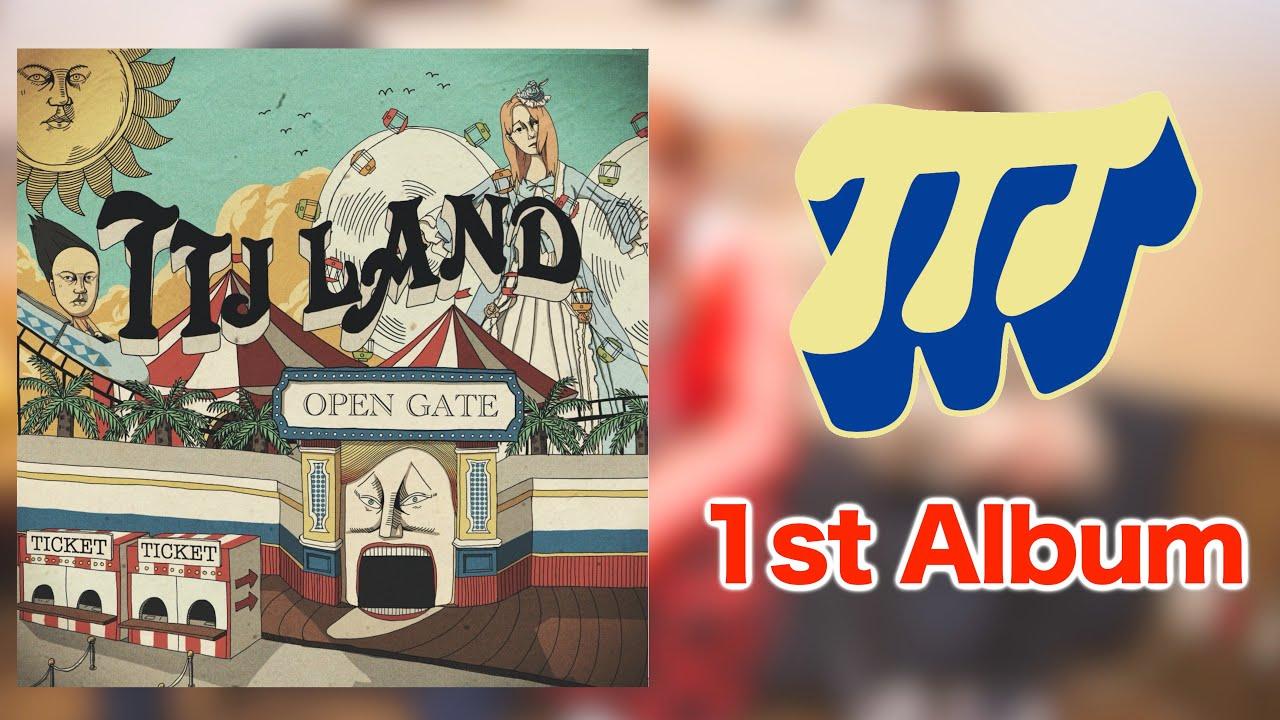 アルバム『TTJ LAND』をリリースします!【トレーラー有】