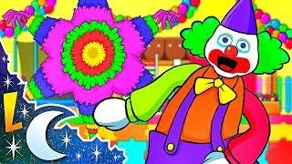 Rompe La Piñata - Canciones Infantiles - Videos para niños thumbnail