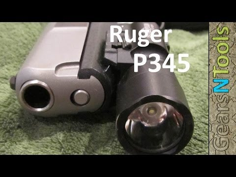 Ruger P345 45ACP Great Outdoors Gun