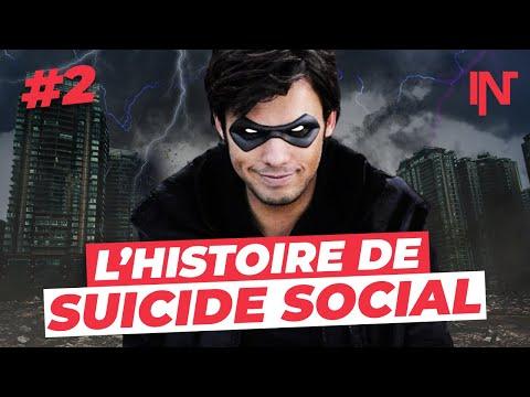"""Youtube: ORELSAN: l'histoire du paragraphe supprimé de """"Suicide Social"""""""