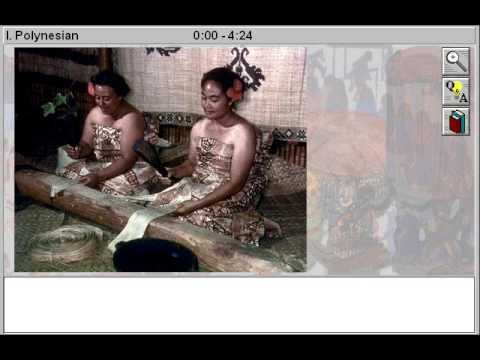 Polynesian Music (Music and Culture Part 1)