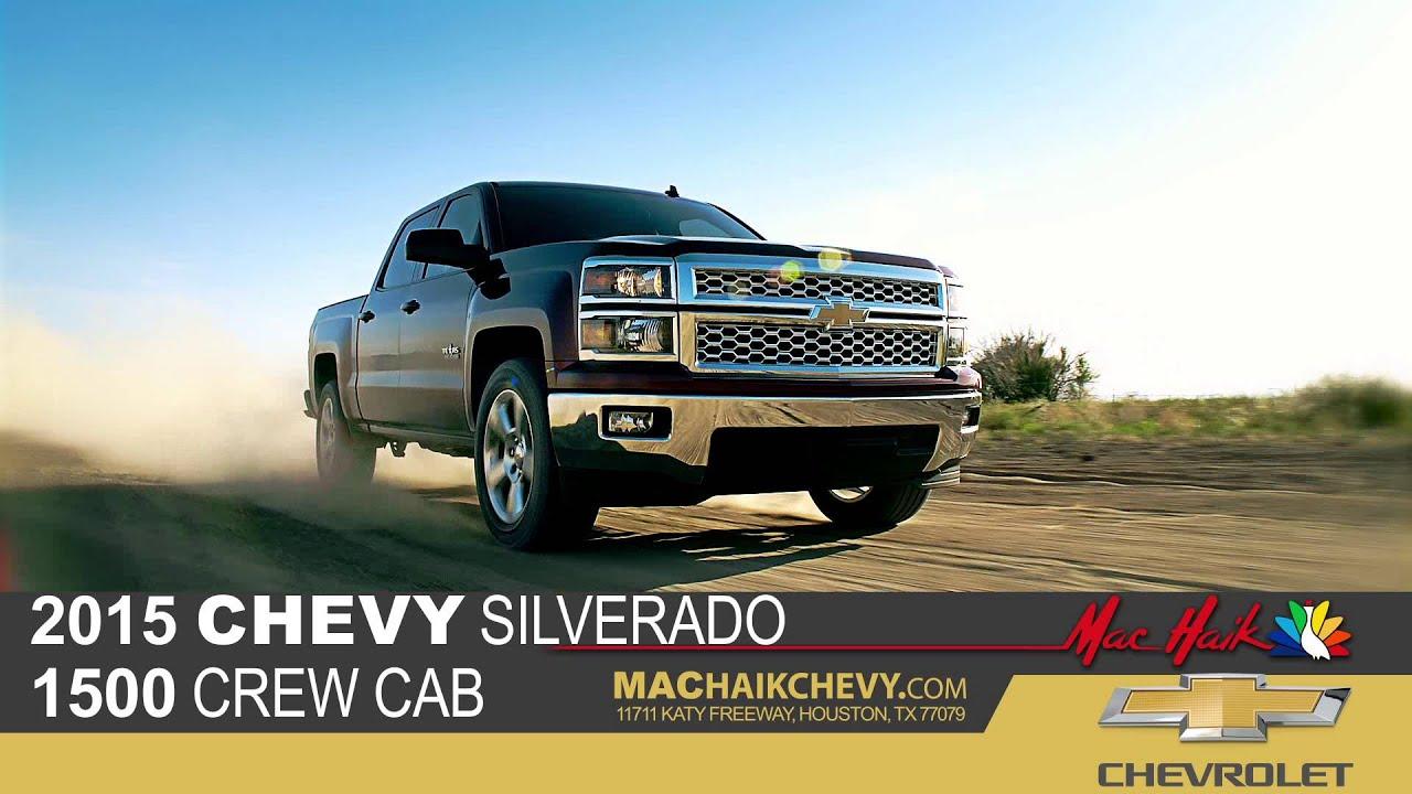 Mac Haik Chevrolet - YouTube