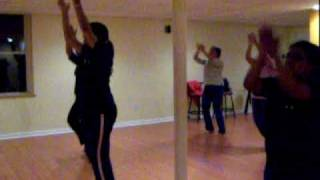 Ghoomar Ladies Dance Practice Nov. 5