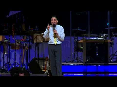 Evangelista Roberto Lugo Tema Hecha La Red de Nuevo domingo pm 28 9 2014