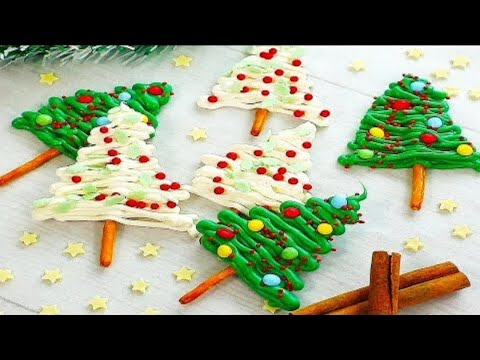 DIY Christmas Chocolate Treats | Sweet Dessert Ideas | Chocolate Recipes | Craft Factory