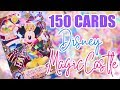 150 Disney Magic Castle Cards! | Thrift Store Blind Pack Opening