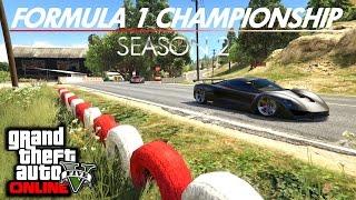 Official F1 Championship Season 2 Announcment! (GTA 5 Online PS4 Racing)