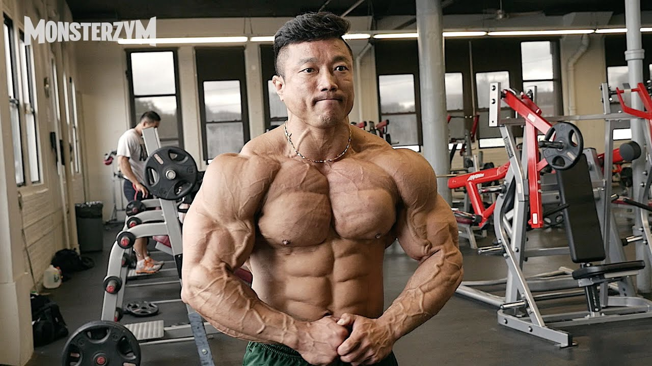 Video clips of asian bodybuilding workouts interesting phrase