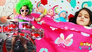 Ashu and Baby Dolls Are You Sleeping Play for Kids W/ Musical & Ice Cream Toys