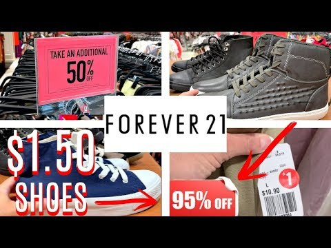 FOREVER 21 CLEARANCE!!! 95% OFF SALE